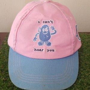 Mr.potato head cap